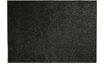 Barbara Becker Teppich b.b Miami Style schwarz 67 x 130 cm