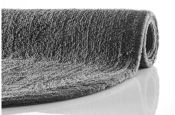 Batex Badteppich Duo Cotton grau 75 cm x 140 cm