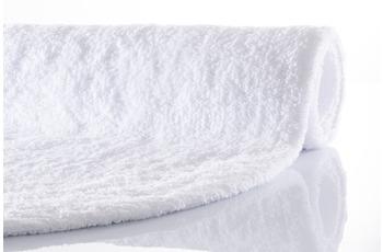 Batex Badteppich Duo Cotton weiss 75 cm x 140 cm