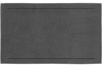 Batex Frottier Badteppich Excellence grau 60 cm x 100 cm
