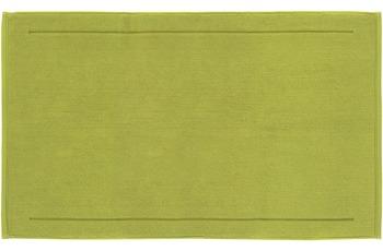 Batex Frottier Badteppich Excellence lemongrün 60 cm x 100 cm