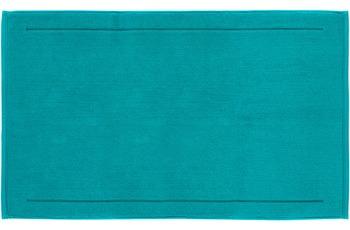Batex Frottier Badteppich Excellence ozeanblau 60 cm x 100 cm