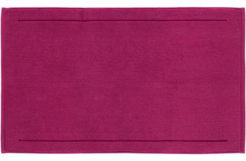 Batex Frottier Badteppich Excellence pink 60 cm x 100 cm