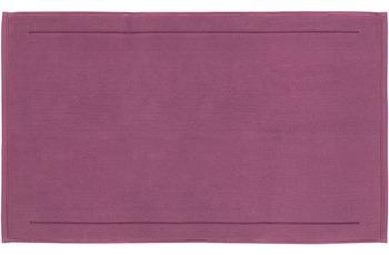 Batex Frottier Badteppich Excellence rosa 60 cm x 100 cm