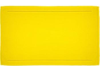 Batex Frottier Badteppich Excellence zitrone 60 cm x 100 cm