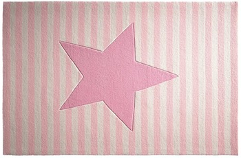 bellybutton Teppich BB-4214-02 My little Star pink 110x170