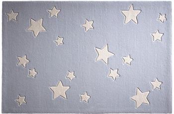 bellybutton Teppich BB-4215-01 Sternenzelt grau