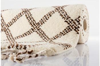 Tuaroc Berberteppich gemustert, Midar 05, beige