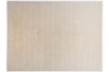 THEKO Nepalteppich Mostar uni, white 250cm x 350cm