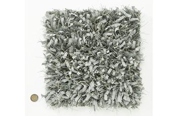 Kaiya Hochflor-Teppich Blanche 23 grau