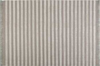 carpets&co. Teppich Noble Stripes GO-0010-02 natur 130x190