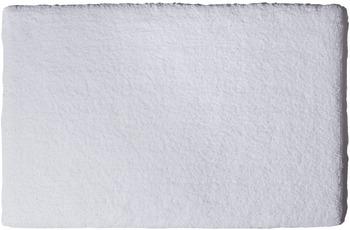 clarissa , Badteppich, Cotton Soft, weiß, aus reiner Baumwolle