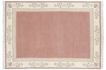 Luxor Living Nepal Teppich, Classica, 295, altrosé