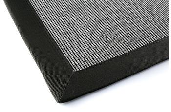 DEKOWE Teppich Naturana Rips, silber Wunschmaß