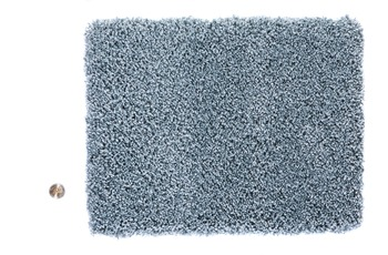 DEKOWE Teppich Lucida, 007 blau Wunschmaß