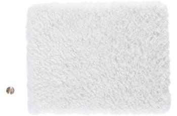 DEKOWE Teppich Samtino, 001 weiss Wunschmaß