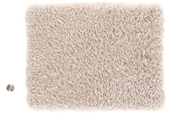 DEKOWE Teppich Samtino, 002 beige Wunschmaß