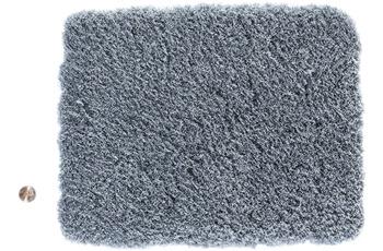DEKOWE Teppich Samtino, 004 grau Wunschmaß