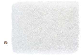 DEKOWE Teppich Sensit, 001 weiss Wunschmaß