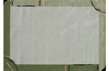 Dino Basic 306 grün 120 x 180 cm