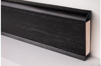 Döllken EP 60/ 13 Design-Kernsockelleiste für Designbeläge 1144(0110) schwarz UNI 5000 cm