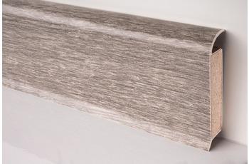 Döllken EP 60/ 13 Design-Kernsockelleiste für Designbeläge 2258 limed grey wood 250 cm