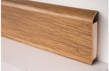 Döllken EP 60/ 13 Design-Kernsockelleiste für Designbeläge 2339 eiche klassisch 250 cm