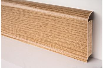Döllken EP 60/ 13 Design-Kernsockelleiste für Designbeläge 2388 victoriaeiche 4000 cm