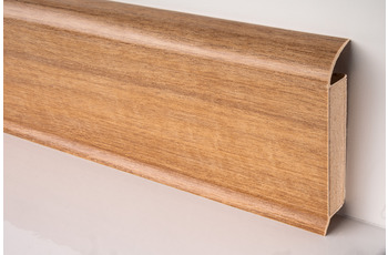 Döllken EP 60/ 13 Design-Kernsockelleiste für Designbeläge 2487 wild oak (luted oak) 250 cm