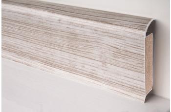 Döllken EP 60/ 13 Design-Kernsockelleiste für Designbeläge 2491 pinie weiss 250 cm