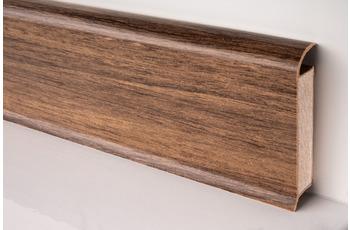 Döllken EP 60/ 13 Design-Kernsockelleiste für Designbeläge 2637 mexican walnut 250 cm