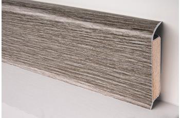 Döllken EP 60/ 13 Design-Kernsockelleiste für Designbeläge 2645 grey limed oak 250 cm