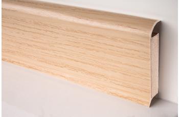 Döllken EP 60/ 13 Design-Kernsockelleiste für Designbeläge 2667 alba oak siena 250 cm