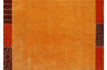 Nepalteppich Dolpa 307 dunkelgold