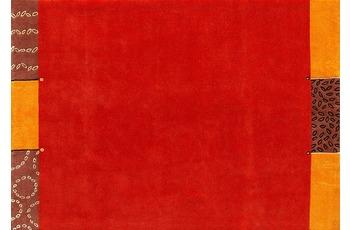 Nepalteppich Dolpa 307 rot 300 cm x 400 cm