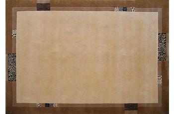 Nepalteppich Dolpa 318 beige 300 x 400 cm