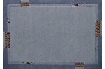 Nepalteppich Dolpa 318 grau 90 cm x 160 cm