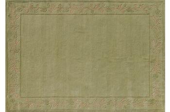 Nepalteppich Dolpa 332 grün 170 cm x 240 cm