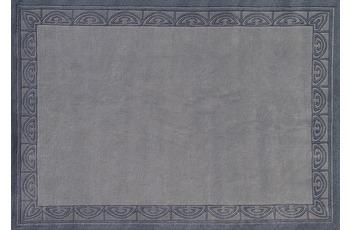 Nepalteppich Dolpa 333 grau