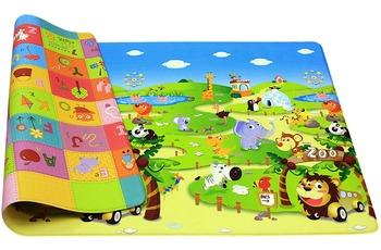Dwinguler Spielmatte Zoo 15mm 130x190