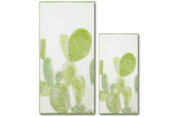 Dyckhoff Frottierserie Green Paradise Kaktus grün