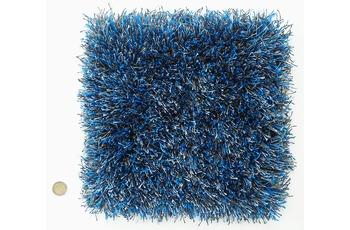 Kelii Hochflor-Teppich Elias 35 Blau