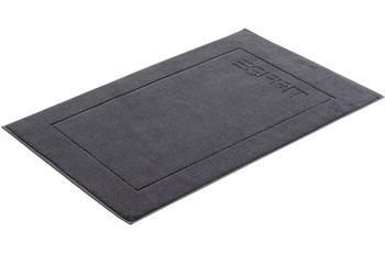 """ESPRIT Badeteppich """"Solid"""" grey steel 60 x 90 cm"""