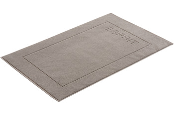 """ESPRIT Badeteppich """"Solid"""" stone 60 x 90 cm"""