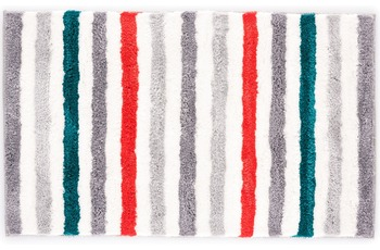 ESPRIT Badteppich, Line Stripe, ESP-2373-06 55cm x 65cm