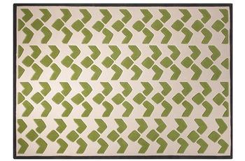 ESPRIT Teppich, Bauhaus ESP-3632-01 grün