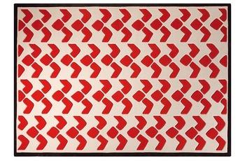 ESPRIT Teppich, Bauhaus ESP-3632-02 terrakotta/ orange