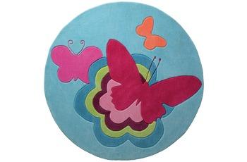 ESPRIT Kinderteppich Butterflies ESP-3811-01 100cm x 100cm