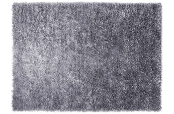 ESPRIT Hochflor-Teppich Cool Glamour ESP-9001-02 silber 90 x 160 cm