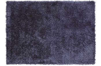 ESPRIT Hochflor-Teppich, Cool Glamour, ESP-9001-16 blau